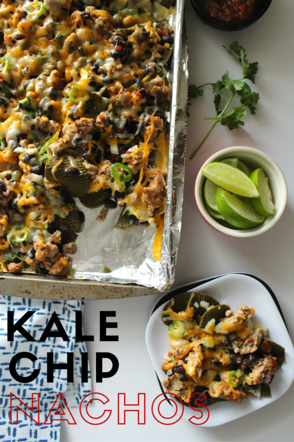 This nacho recipe using Simply 7 kale chips are one of the easiest and filling snacks to prepare. It's a delicious combination of ground turkey, cheese and lots of spices mixed with tasty kale chips - your mouth won't know the difference.