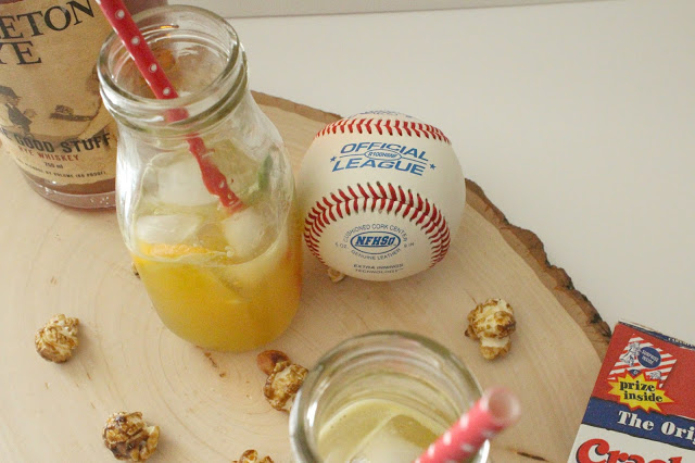 Do you love baseball? Here's a cocktail using Templeton Rye whiskey to help prep you for opening day.