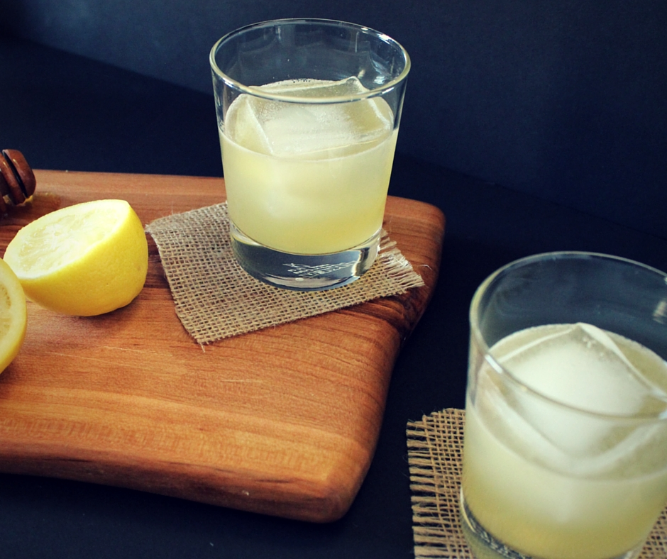 Honey whiskey sours eat drink frolic for Honey whiskey drink recipes