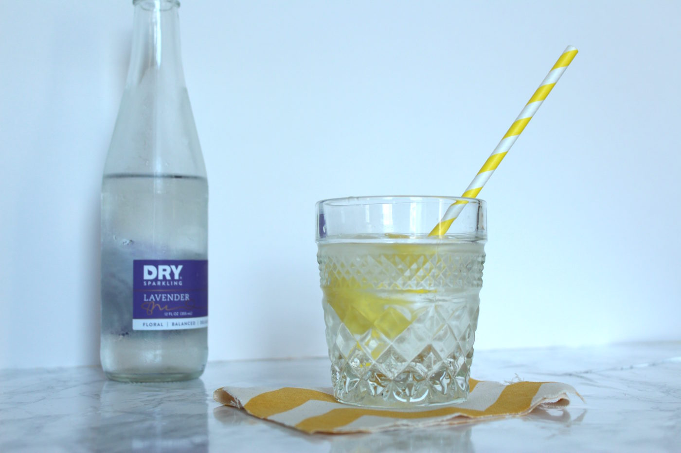 Dry Sparkling soda has a variety of flavors that would be great in a cocktail.