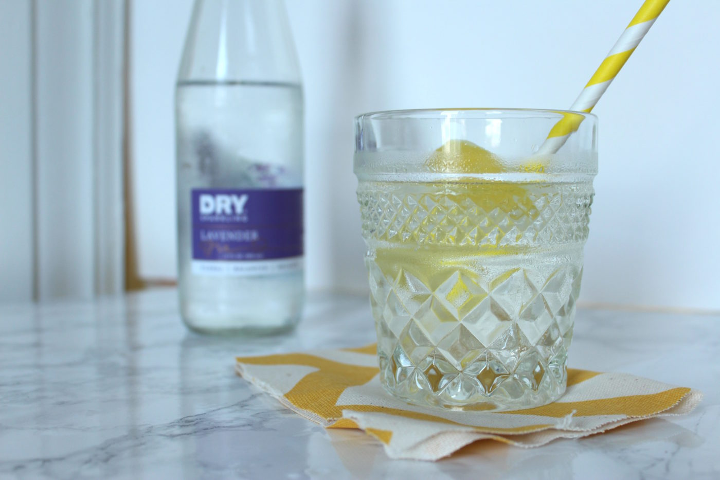 Lavender doesn't have to be a foreign concept in cocktails anymore.