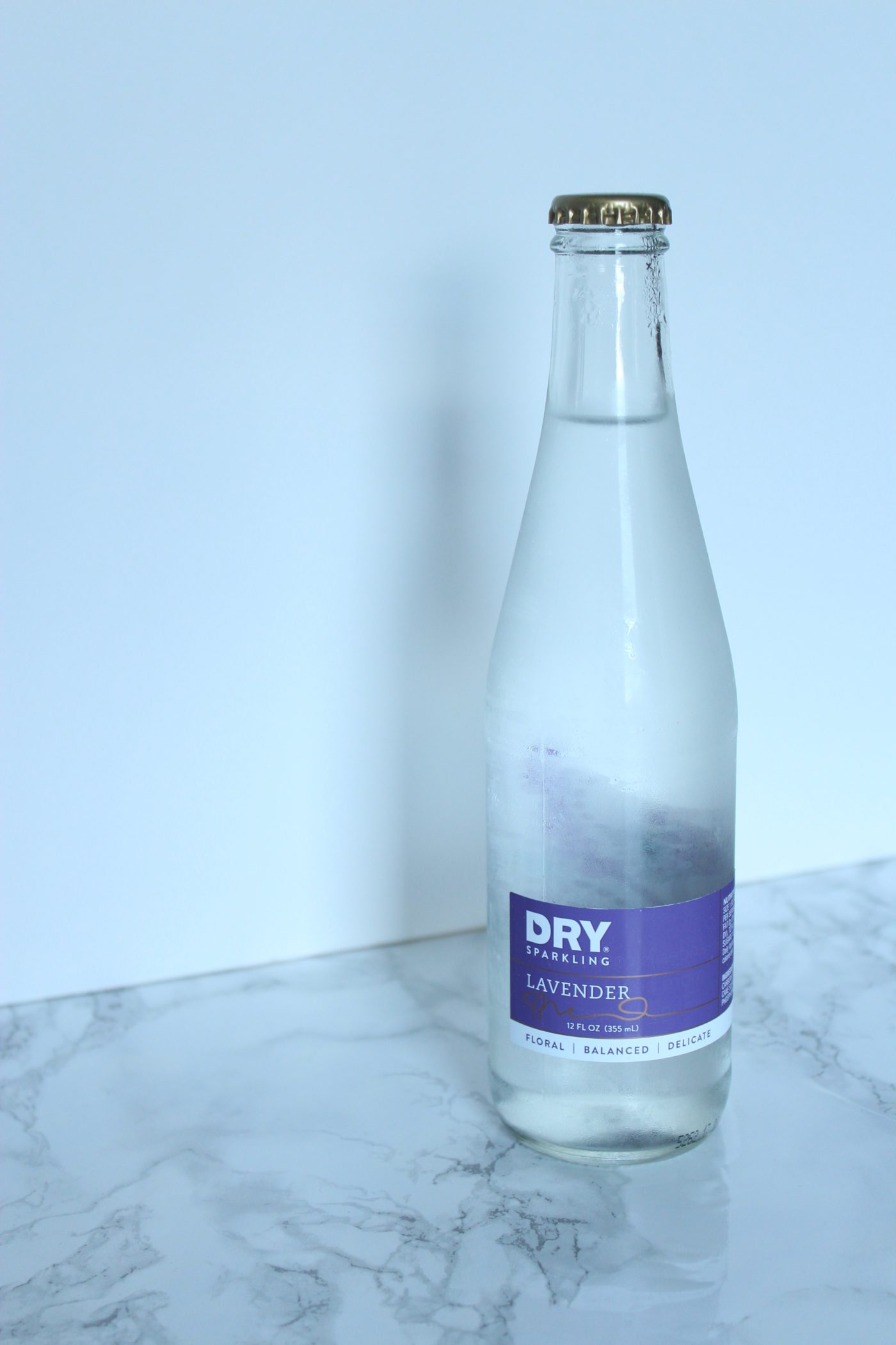 Dry Sparkling sodas are great on their own and even better in an adult beverage.
