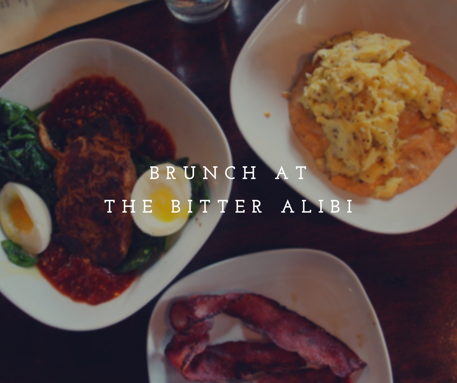 The Bitter Alibi is a local favorite for brunch, dinner or just to hang and get drinks. Whether you're a Chattanoogan or a visitor, be sure to add The Bitter Alibi to your list of places to eat.