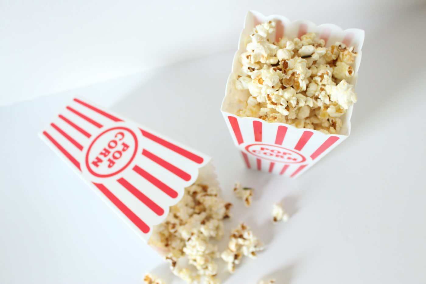 Popcorn is one of my favorite snacks to have when going to the movies. Recreate the salty snack with ease at home.