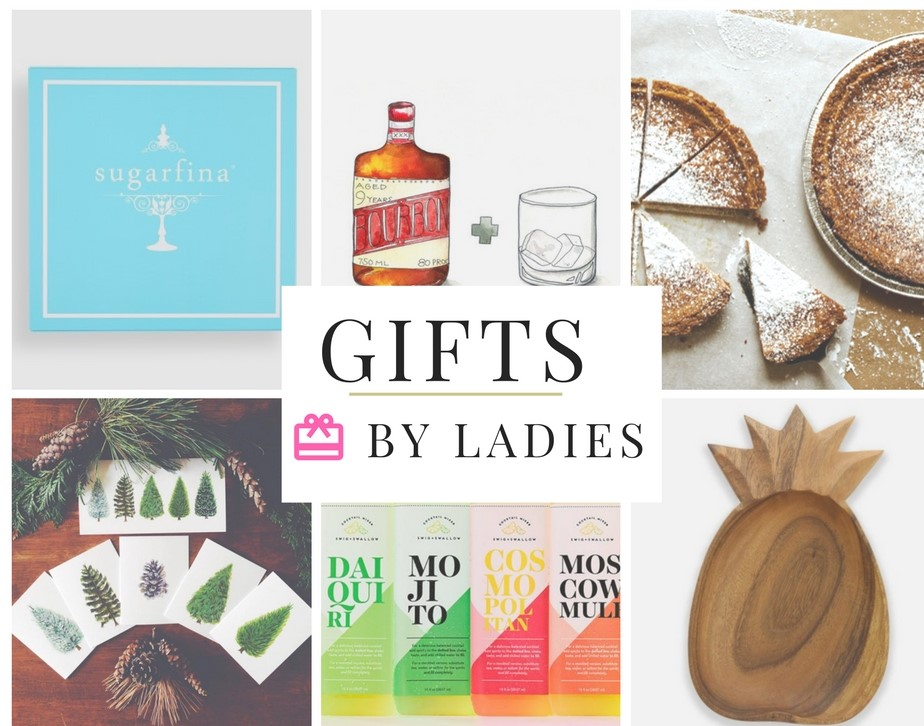 This holiday season support a creative woman owned business! These ladies are doing things right in the business world and what a great way to support than to buy an awesome gift from them.