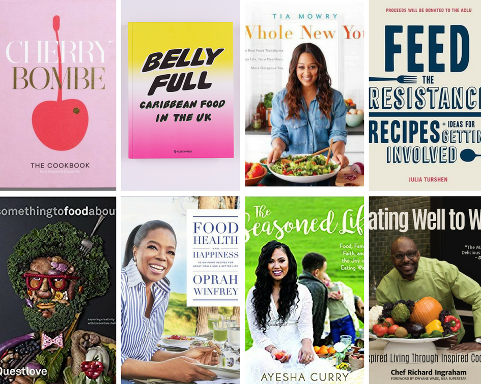Holiday gift guide of must have cookbooks for 2017 | Eat.Drink.Frolic.