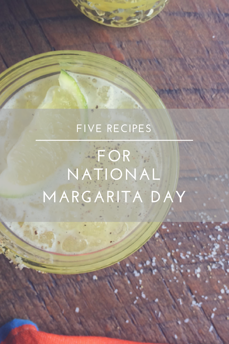 Celebrate National Margarita Day at home by recreating one of these yummy margarita recipes.