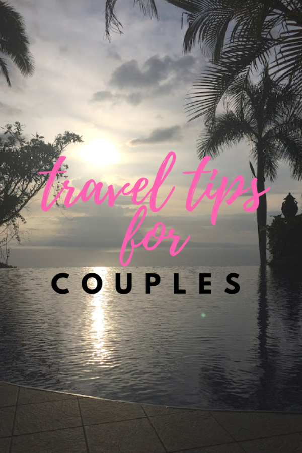 3 tips for traveling couples.
