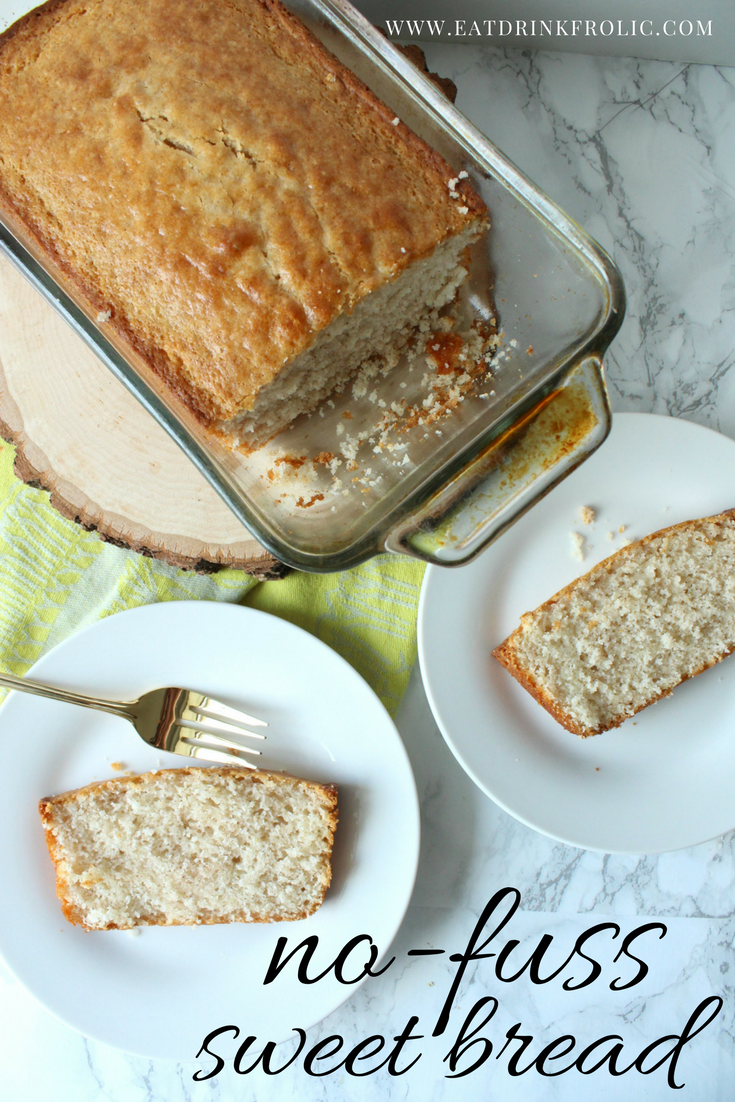 Sweet bread recipe | Eat.Drink.Frolic.