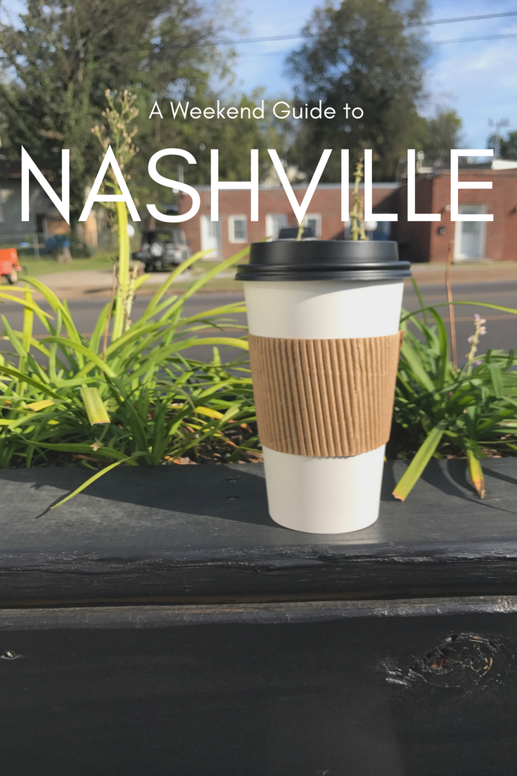 A weekend guide to Nashville | Eat.Drink.Frolic.