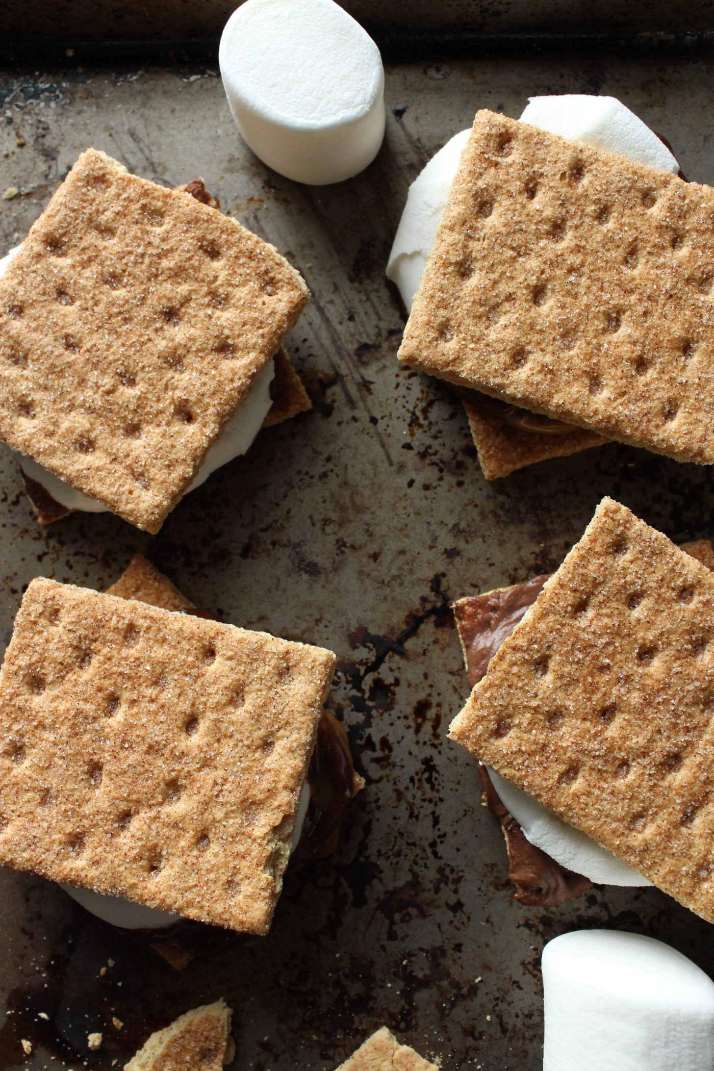 Easy indoor s'mores | Eat.Drink.Frolic.